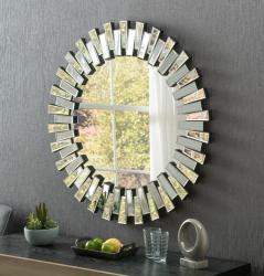 Art Deco Sandbanks Mirror