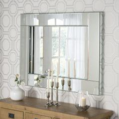 Art deco Dorchester mirror