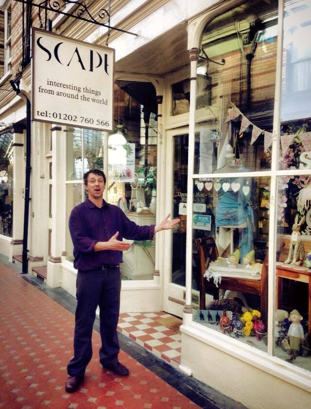 Scape interiors Westbourne arcade
