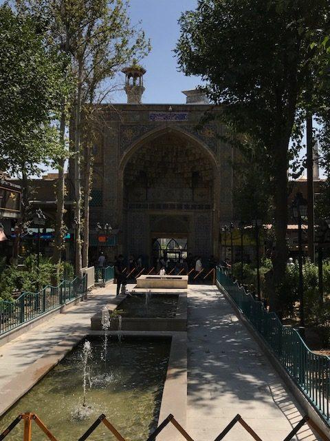 masjed in Iran, Tehran