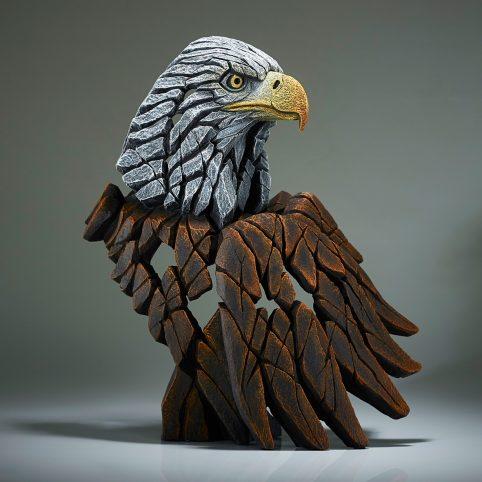 Bald Eagle Bust