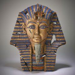 Handpainted Tutankhamun sculpture from the UK