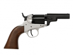 Remington Navy Pistol Nickel (1862)