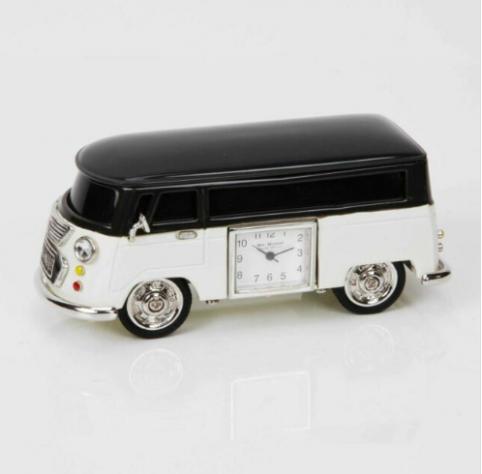 van design miniature clock