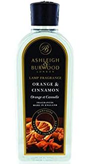 orange and cinnamon