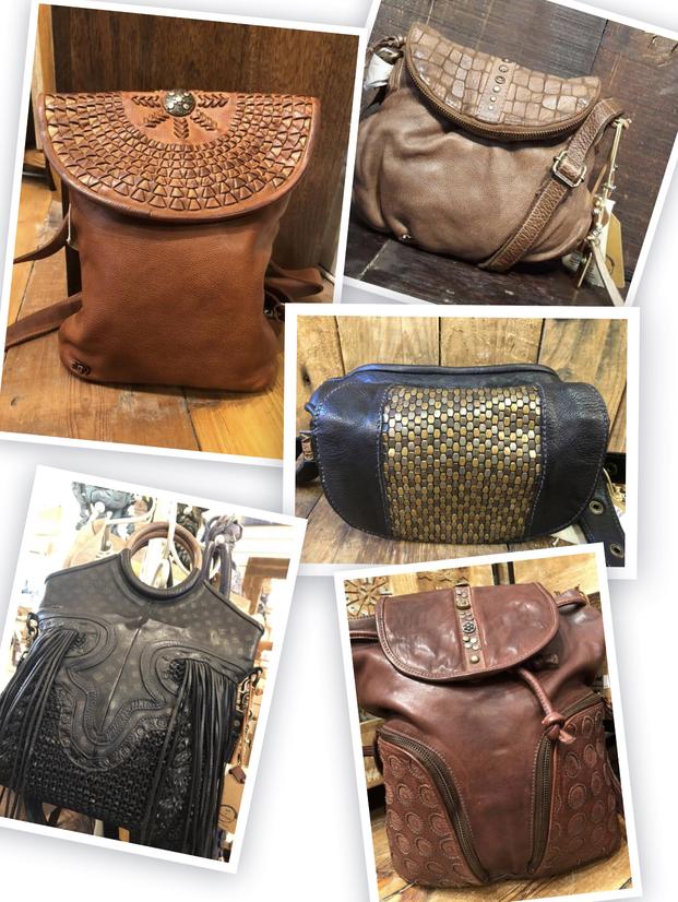 Indian Full Aniline Leather bags woman handbag unique large handbag household leather bag